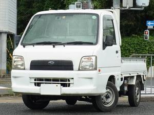 スバル サンバートラック TB 4WD 3AT タイミングベルト交換済