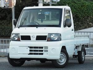 日産 クリッパートラック SD 5MT エアコン パワステ