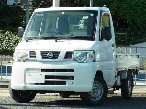 日産 クリッパートラック SD エアコン パワステ エアバッグ 5MT