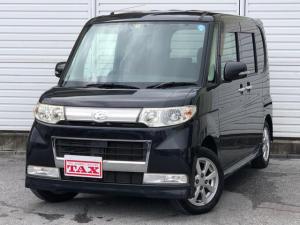 ダイハツ タント カスタムX・社外SDナビ・フルセグ・HIDヘッド・ETC