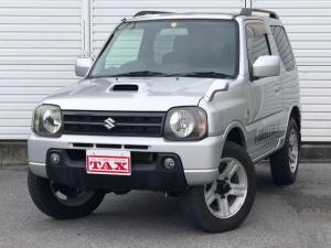 スズキ ジムニー XC・5速MT・4WD・ターボ車・社外16AW・キーレス