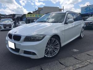 BMW 3シリーズ 320iツーリング MスポーツカーボンED 純正アルミ