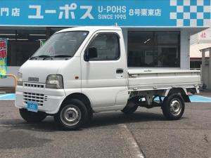スズキ キャリイトラック KA 4WD オートマ