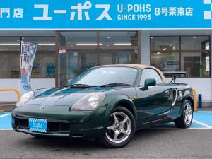 トヨタ MR-S Vエディション シーケンシャルトランスミッション レザーシート ETC