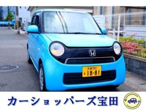 ホンダ N-ONE G フルセグTVナビ 新品シートカバー ワンオーナー禁煙車