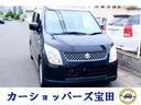 スズキ/ワゴンR FXリミテッド ドライブレコーダー 新品バッテリー 禁煙車