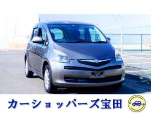 トヨタ ラクティス G Lパッケージ フルセグTV付ナビBluetooth対応 禁煙車 新品バッテリー交換