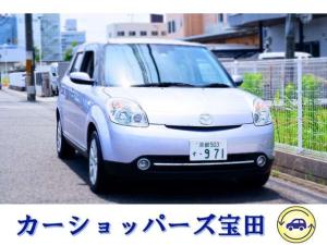 マツダ ベリーサ C TV付ナビ Bluetooth ETC付 ワンオーナー禁煙車 新品バッテリー交換