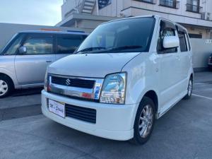 スズキ ワゴンR FX-Sリミテッド 車検4年10月/キーレス/CD