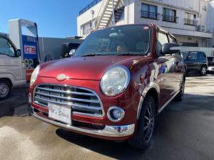 ダイハツ ミラジーノ プレミアムX 車検令和4年10月/キーレス/CD/AW