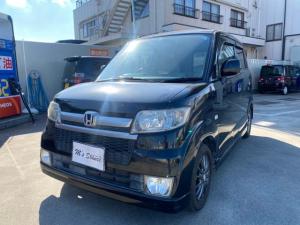 ホンダ ゼスト スポーツG 車検令和4年10月/キーレス/社外AW/CD