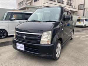 スズキ ワゴンR FX-Sリミテッド 車検4年11月/キーレス/アルミ