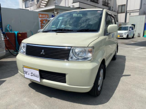 三菱 eKワゴン M 車検5年5月/キーレス/