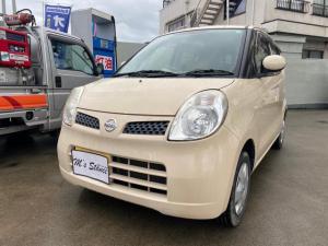 日産 モコ E 車検4年6月 CD スマートキー ETC 6万キロ台