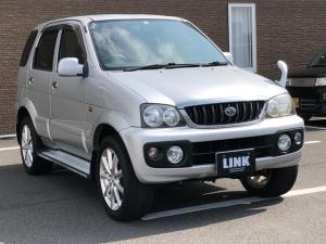 ダイハツ テリオス CL 4WD 17AW 背面タイヤ サイドステップ ETC