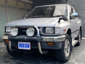 いすゞ ミュー タイプX ターボ4WD タイベル交換済 キーレス ETC