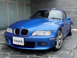 BMW Z3ロードスター 2.0 特別仕様車 オープン ローダウン 18アルミ レザー ETC HID