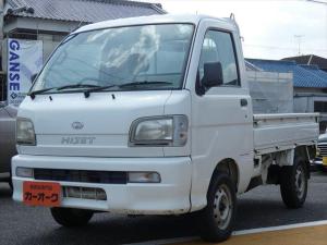 ダイハツ ハイゼットトラック スペシャル 4WD/5速マニュアル/