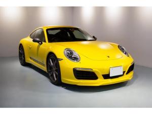 ポルシェ 911 911カレラT PASM レーシングイエロー