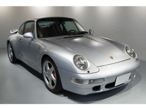 ポルシェ 911 911ターボ 4WD ディーラー車 左ハンドル マニュアル
