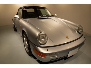 ポルシェ 911 911カレラ2 カブリオレ 964 ディーラー車