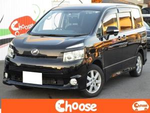 トヨタ ヴォクシー Z フルセグTVナビ・両側電動ドア バックカメラ 車検5年4月