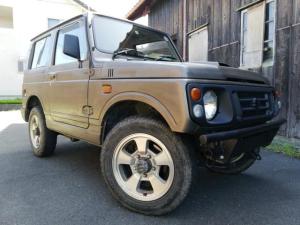 スズキ ジムニー ワイルドウインド 4WD 5MT ターボ MOMOステアリング