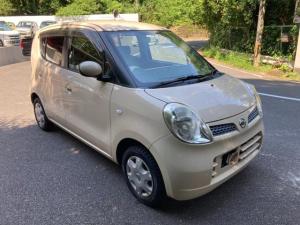 日産 モコ E 車検R5年7月渡し タイミングチェーン