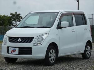 スズキ ワゴンR FX ユーザー買取車/5速MT/純正オーディオ/キーレスエントリー