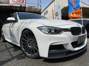 BMW 3シリーズ 320dツーリング スポーツ MスポーツMパフォーマンスタイプ フルエアロキットフロントエアロバンパーフロントスポイラーサイドスカートキドニーグリルMエンブレムリアエアロバンパーリアディフューザーMARVINローダウン