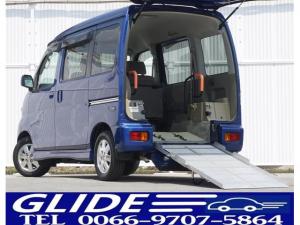 スバル ディアスワゴン トランスケア スロープタイプ 4WD ナビフルセグ ターボ