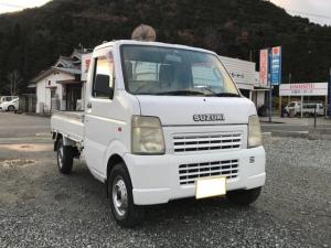 スズキ キャリイトラック KC 4WD エアコン MT 軽トラック