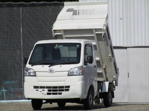 ダイハツ ハイゼットトラック 多目的ダンプ 4WD 5速MT PTO プロテクタータイプ