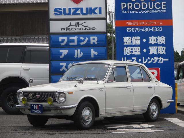 希少なトヨタカローラ入庫しました! 4MT!