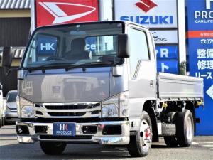 いすゞ エルフトラック 高床 ミッション 3開放 デーィゼル HDDナビ