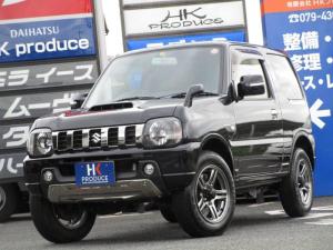 スズキ ジムニー ランドベンチャー 4WD 5MT ワンオーナー 最終型