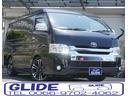 トヨタ/ハイエースワゴン GL パワスラ ナビフルセグ ベッド Pスタ 天井モニター