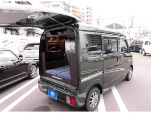スズキ エブリイ ジョイン5AGS 軽キャンピングカー 新車装着 基本装備