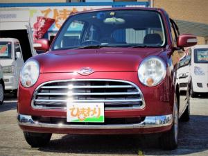 ダイハツ ミラジーノ Xリミテッド キーレス HDDナビ ミュージックサーバー HIDライト 純正アルミホイール 電格ミラー Wエアバッグ ABS マット バイザー