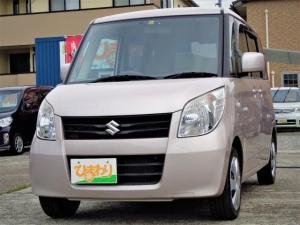 スズキ パレット X タイミングチェーン式 ナビ ETC 左電動スライドドア スマートキー プッシュスタート オートエアコン ベンチシート Wエアバック ABS プライバシーガラス ヘッドライトレベライザー