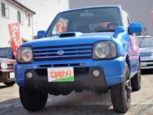 スズキ ジムニー XC ターボ 4WD 5MT ナビ TV Bluetoothオーディオ Bカメラ 社外アルミ