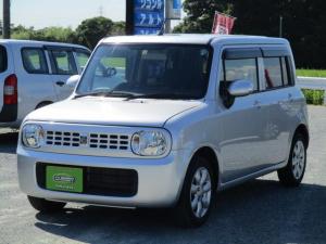 スズキ アルトラパン X 当社ユーザー買取車 タイヤ4本新品