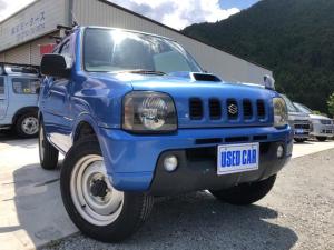 スズキ ジムニー XC 5速 ターボ 4WD