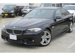 BMW 5シリーズ 523i Mスポーツパッケージ 車検整備付 純正ナビTV クルコン ソナー