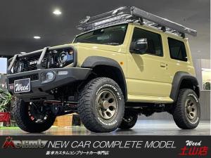 スズキ ジムニーシエラ JC1.5 4WD ARB仕様 2インチリフトアップ