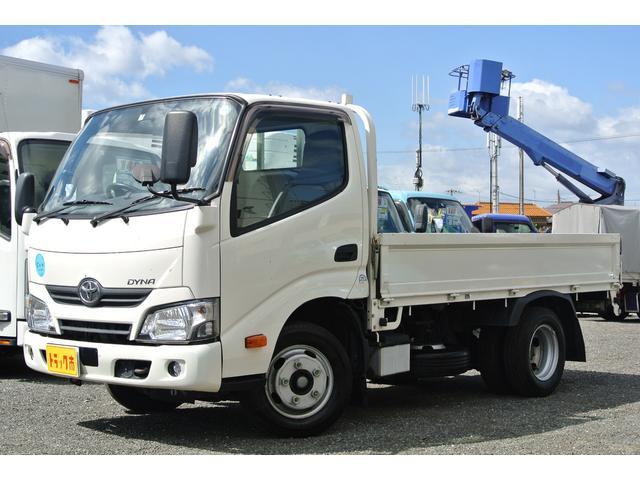 平/平ボデー/オートマ車/排出ガス浄化装置/小型 荷台内寸310×160×37cm/積載2000kg