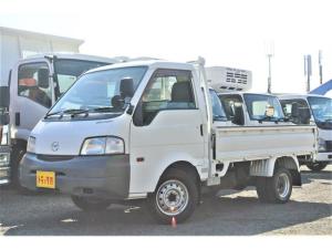 マツダ ボンゴトラック DX 積載量1t 4WD 3方開 リアWタイヤ