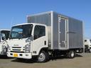 いすゞ/エルフトラック アルミバン 積載量2t 昇降ゲート