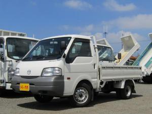 マツダ ボンゴトラック DX 3方開 荷台床鉄板張り 5速MT 積載量850キロ ガソリン リアWタイヤ