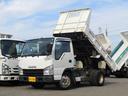 いすゞ/エルフトラック ダンプ積載2t全低床コボレーン